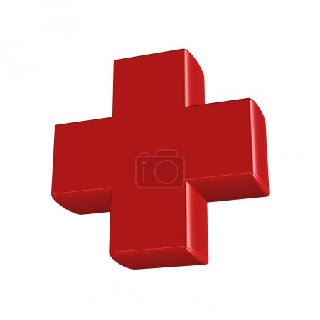 Pharmacy cross.