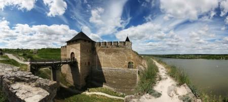 Fortress of Khotyn, Ukraine