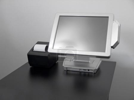 LCD-Touchscreen-Display
