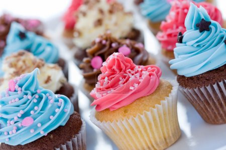 Cupcake assortment