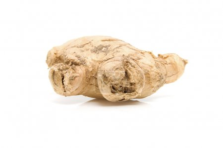 Piece of fresh ginger