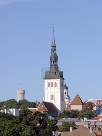 St Nicholas Church in Tallinn