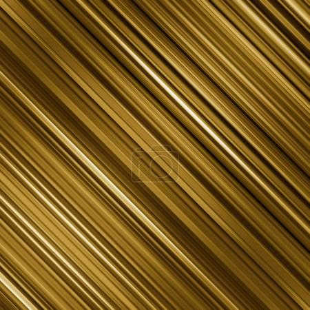 Graduated gold and yellow abstract.
